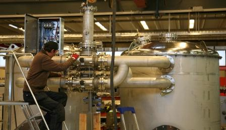 VONEN L&L Filtration System